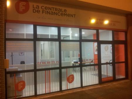 La Centrale de Financement Lens
