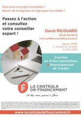 LA CENTRALE DE FINANCEMENT,pret,divorce